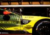 Juniper Networks race car