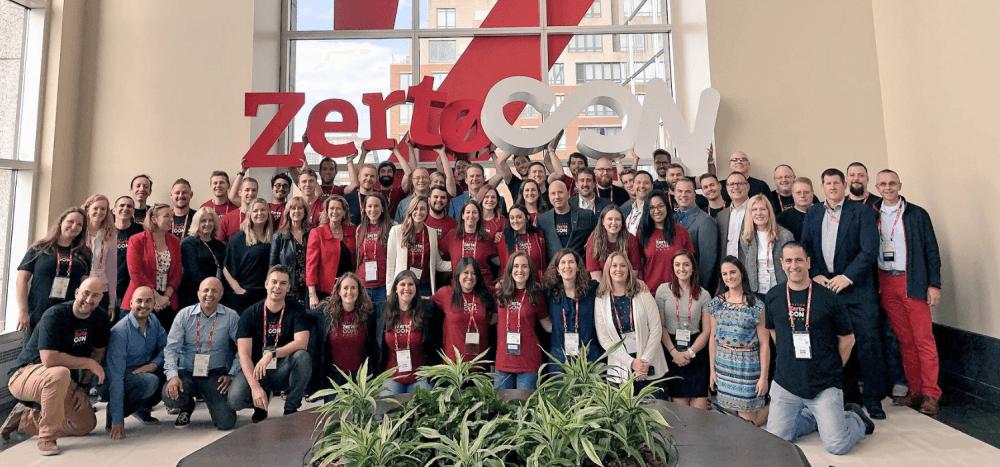 Zerto team