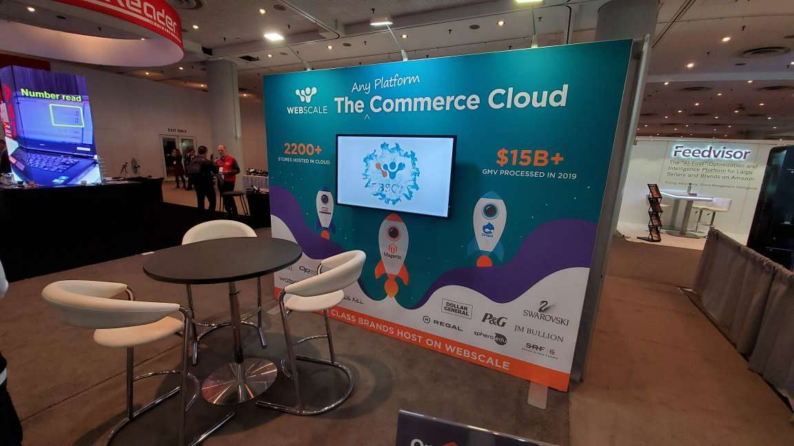 WEBSCALE COMMERCE CLOUD