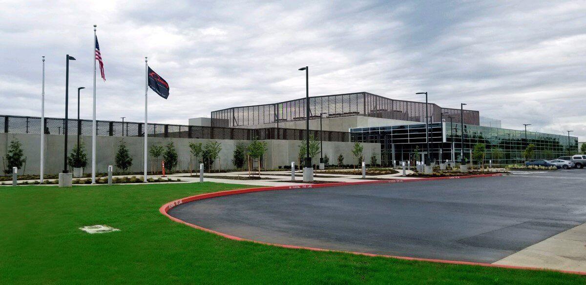 QTS Mega data center in Hillsboro, Oregon