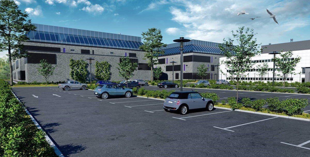 Interxion CPH3 data center Denmark