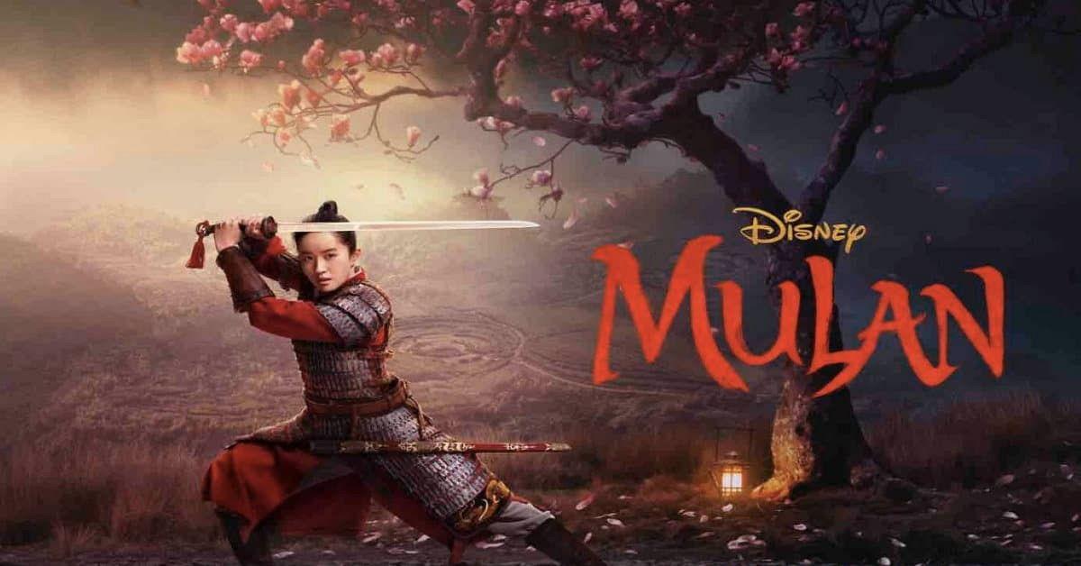 Disney+ - Mulan