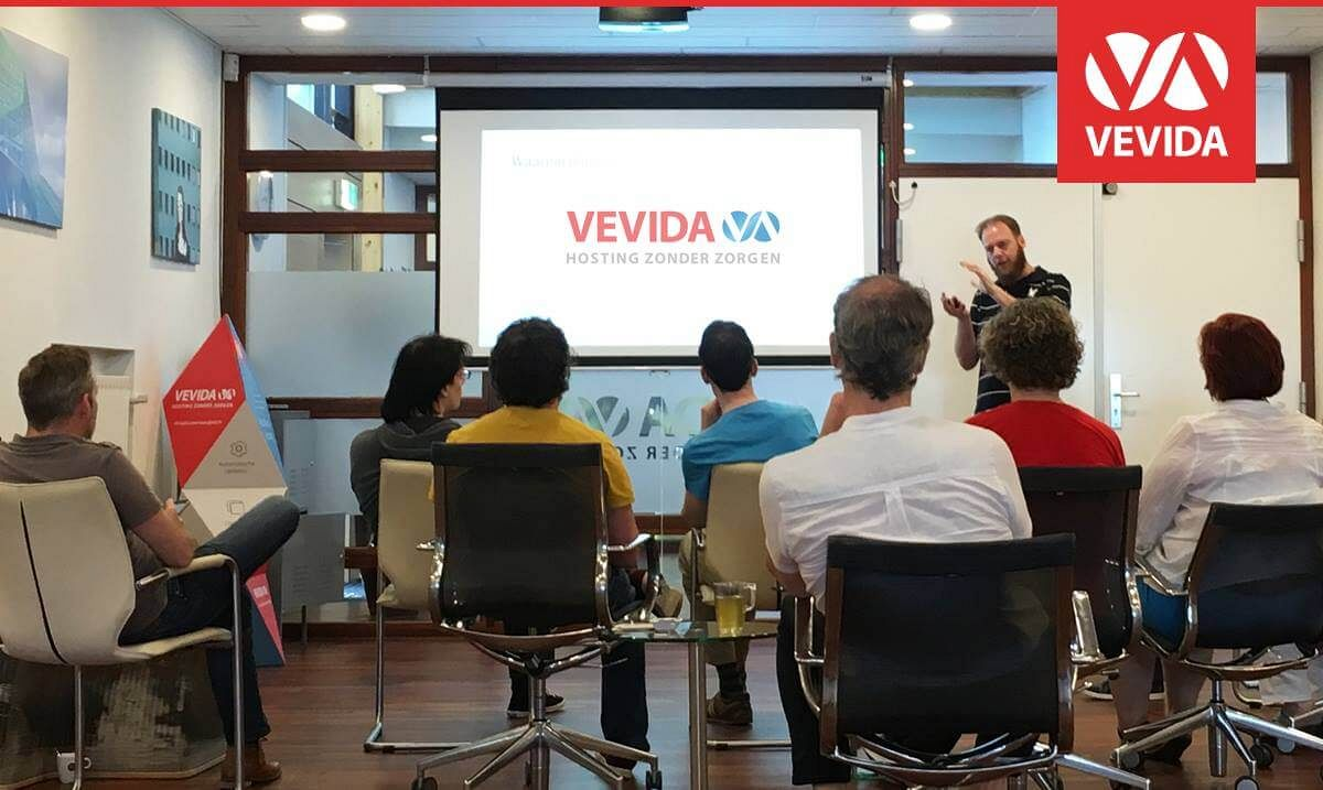 Vevida web hosting