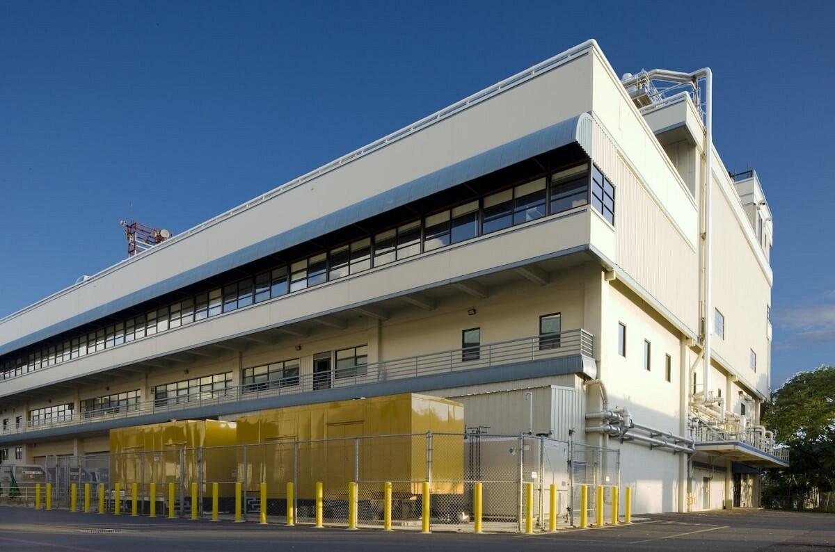 DRFortress - Hawaii data center