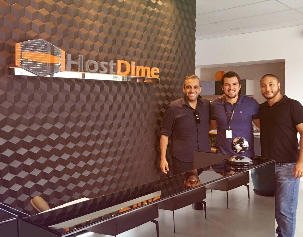 HostDime Brazil