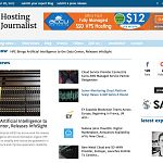 HostingJournalist.com Screenshot