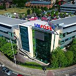 UKFast - the Campus from Parkway