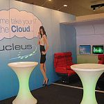 Nucleus web hosting