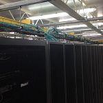ServerFarm data center inside