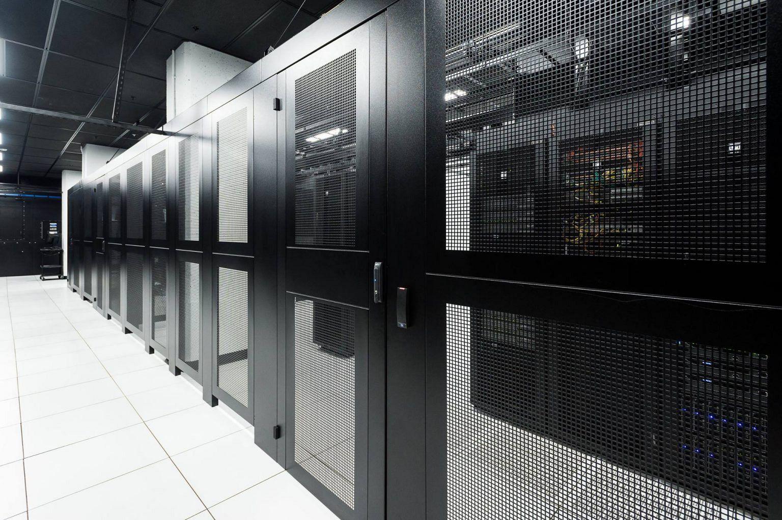 Cologix data center inside