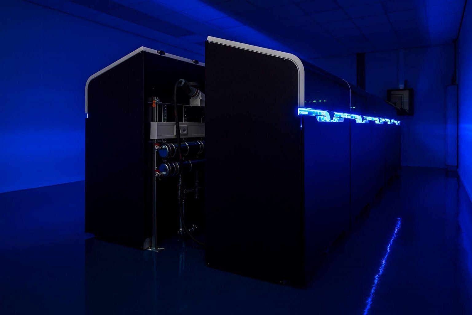 Asperitas Data Center Technology