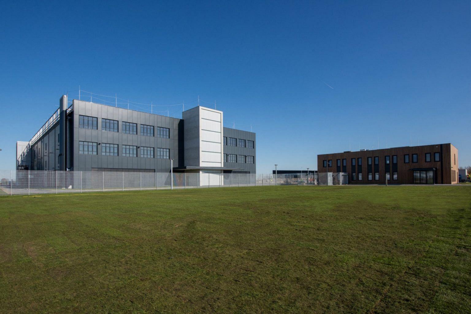 NTT data center Amsterdam