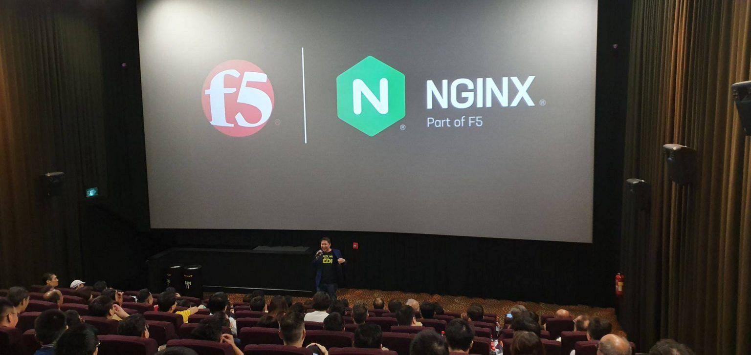 NGINX - F5