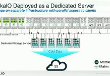 WekaIO dedicated server