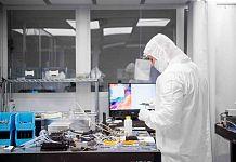 IonQ - quantum computing data center