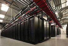 Vantage Data Centers - inside