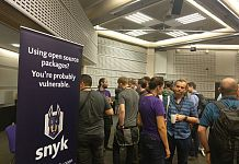 Snyk - booth
