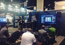 AMD EPYC Booth