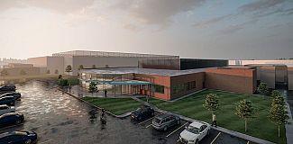STACK First Gulf - data center Toronto