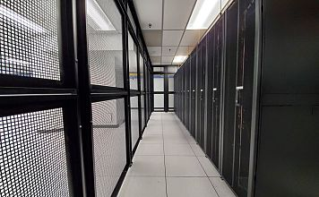 Hivelocity - data center inside