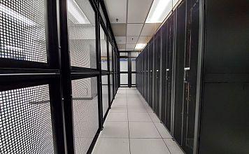 Hivelocity - data center inside