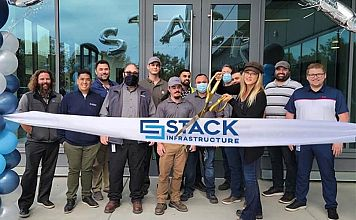 Stack INFRASTRUCTURE SVY02 - Ribbon Cutting