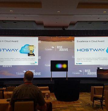 Hostway Cloud Hosting