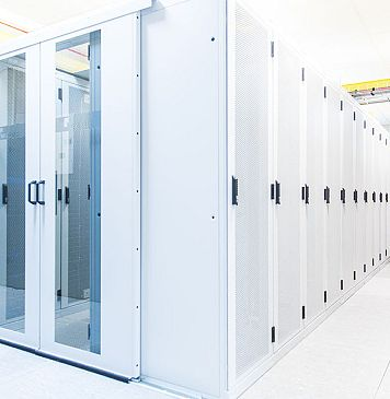 NovoServe Inside Data Center Doetinchem, the Netherlands