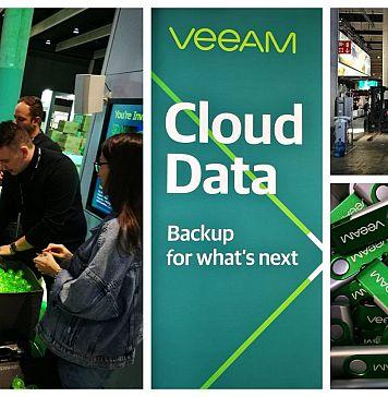Veeam Cloud Data Management
