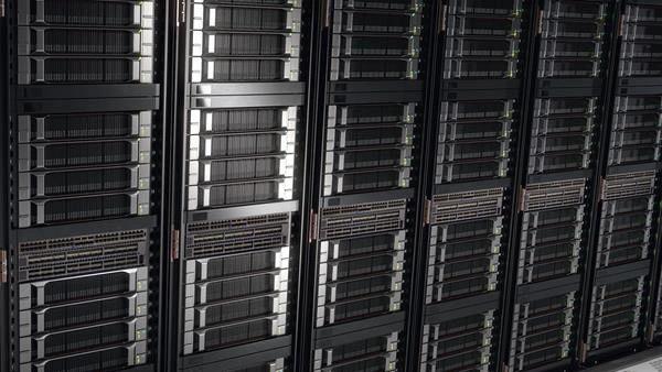 NVIDIA t4 enterprise server wall