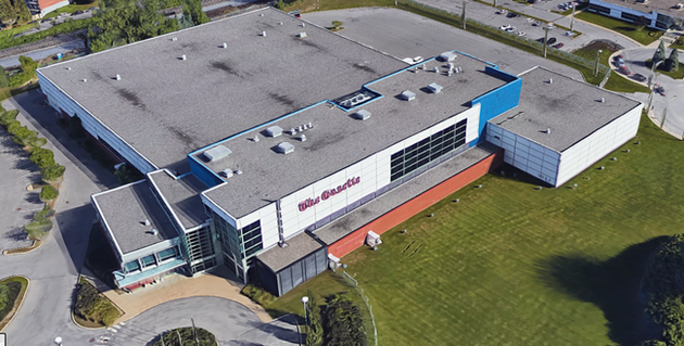 eStruxture MTL-2 data center