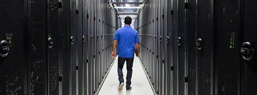 NetApp data center