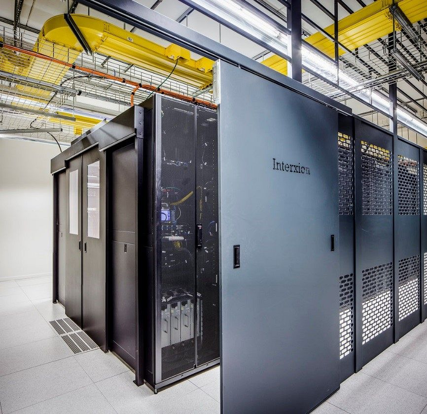 Interxion data center