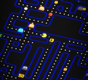 pac man game publisher