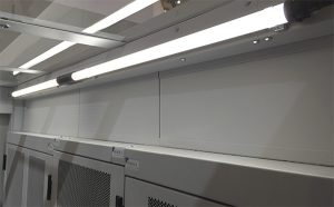 data centres led tubes minkels