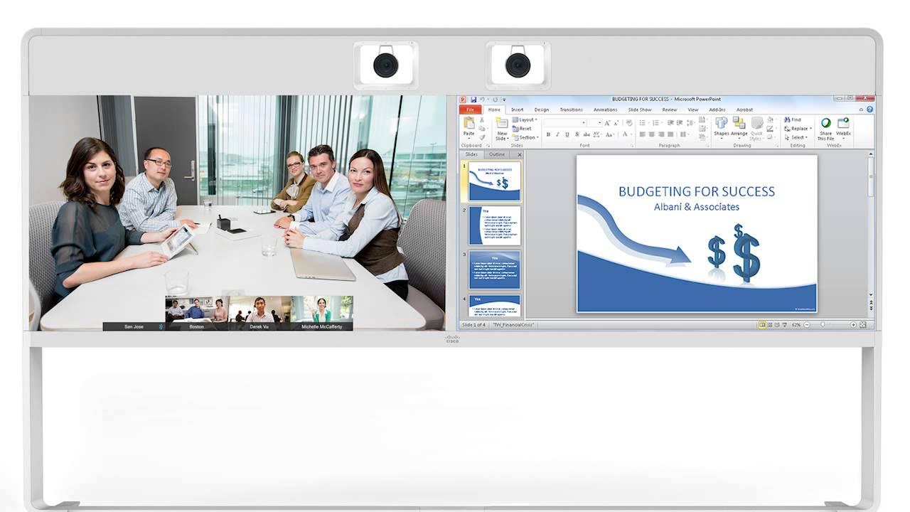 Cisco Webex Room Series Hosting Journalist - Imagez co