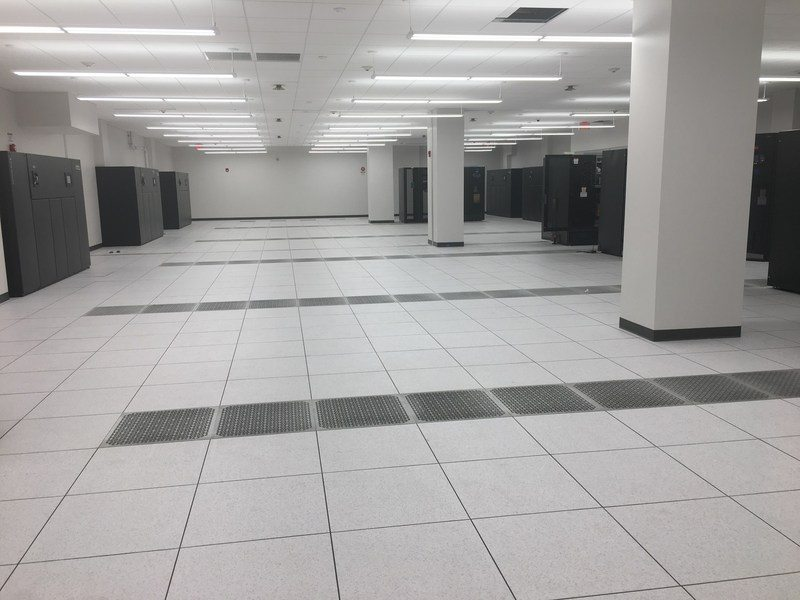 Expedient Interior Nova Place Data Center