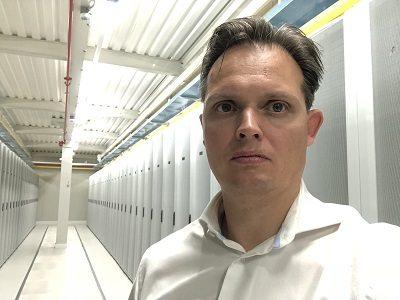 Jochem Steman CEO Datacenter.com