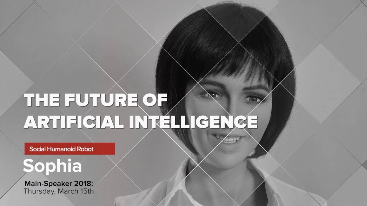The Rise Of Sophia Welcome To The Age Of Artificial Intelligence At