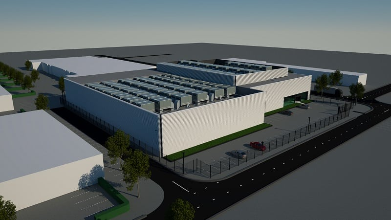 Switch Datacenters Amsterdam AMS1 Expansion 2