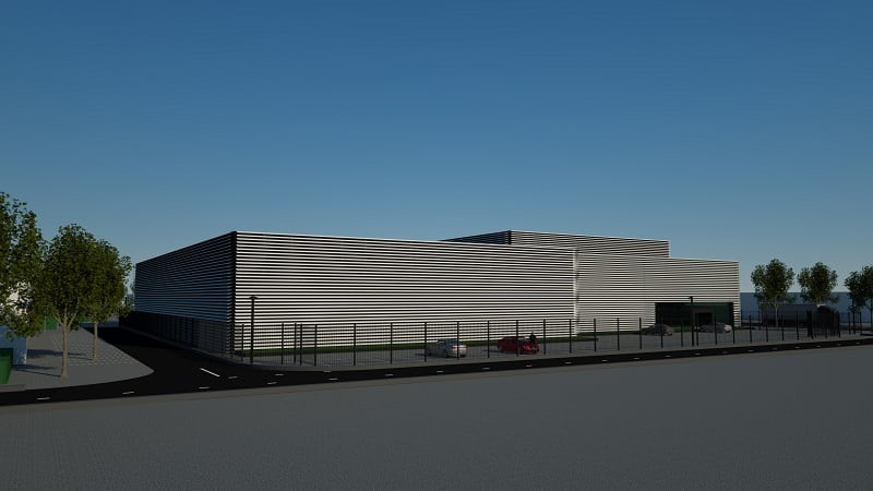 2018 06 Switch Datacenters Amsterdam AMS1 Expansion