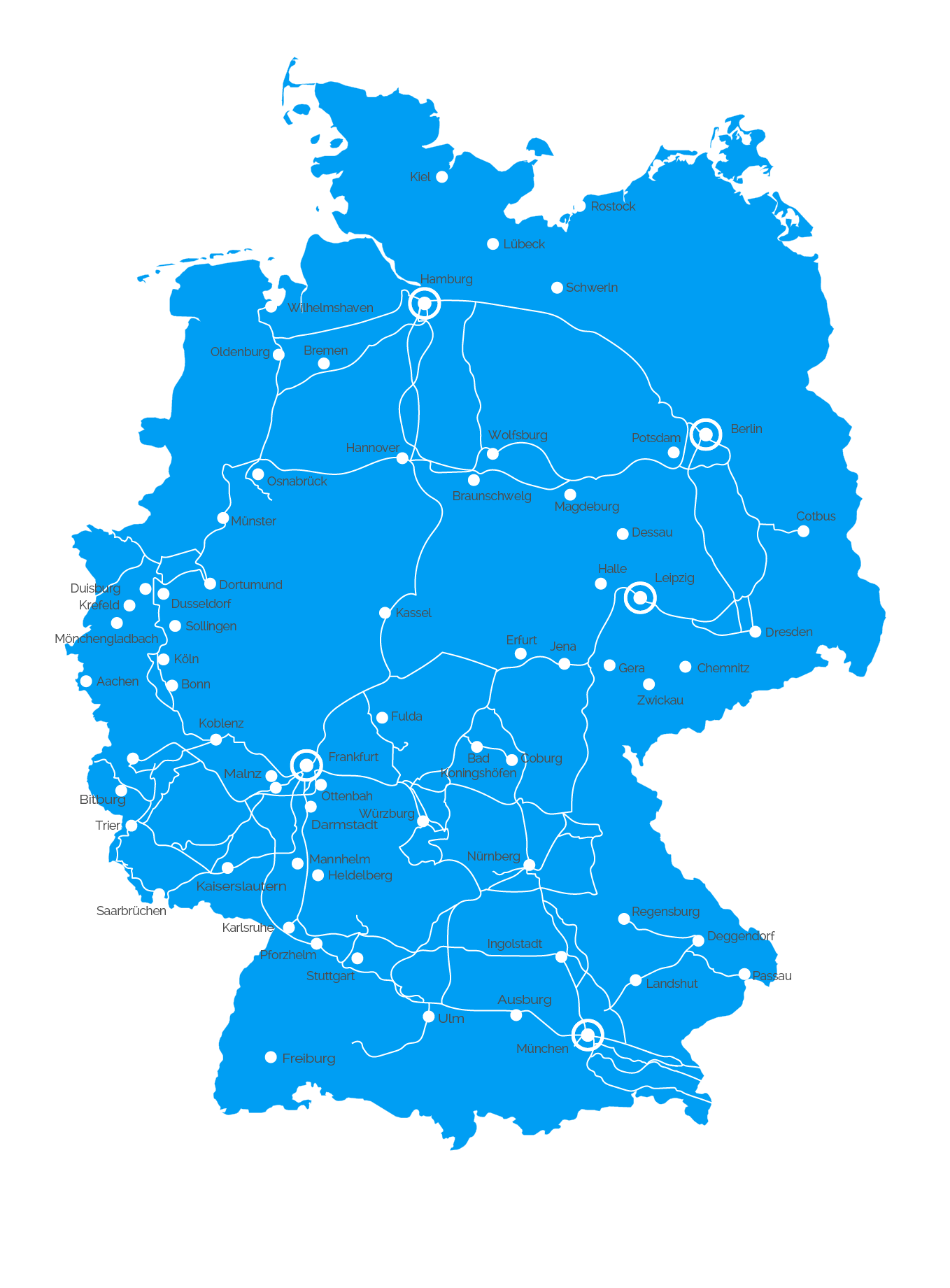 Relined Network Germany