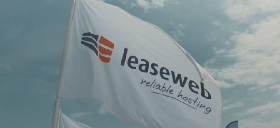 Leaseweg flag