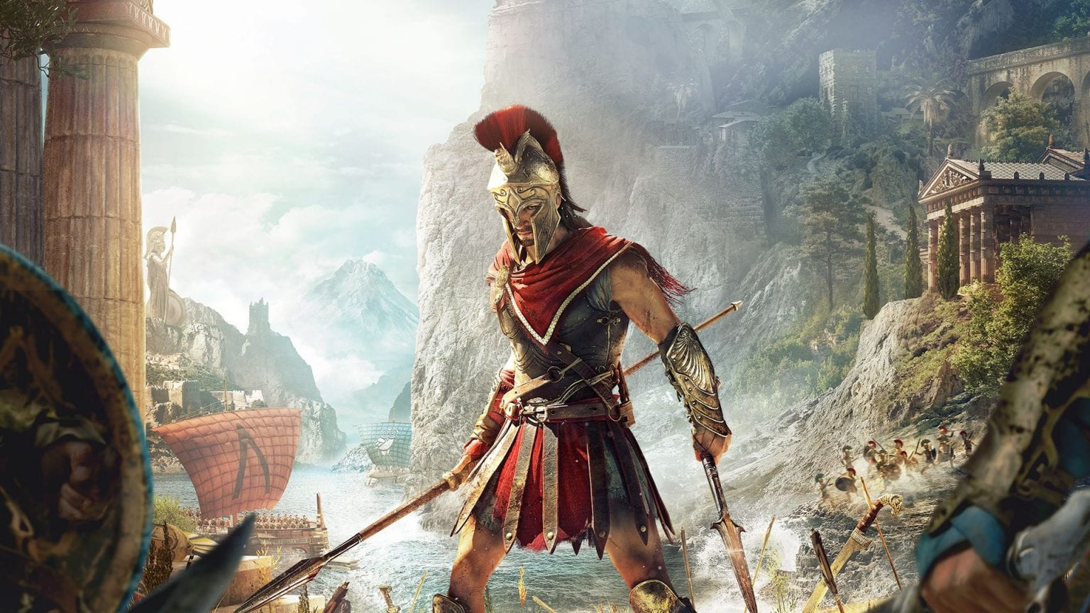 Cloud Gaming Assassins Creed Odyssey