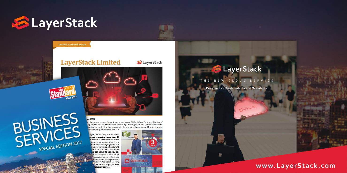 LayerStack Cloud Services