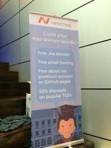 Namecheap Free Domains