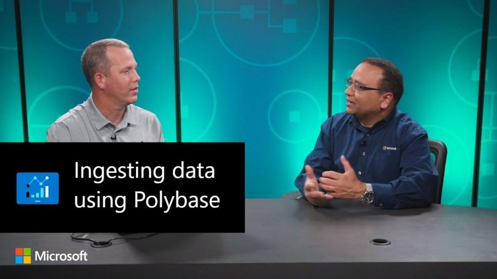 Ingesting data using Polybase | Azure SQL Data Warehouse