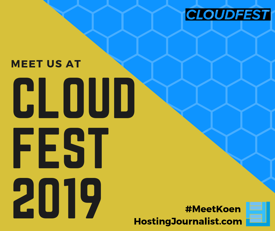 Meet HostingJournalist com Editorial Employees at CloudFest