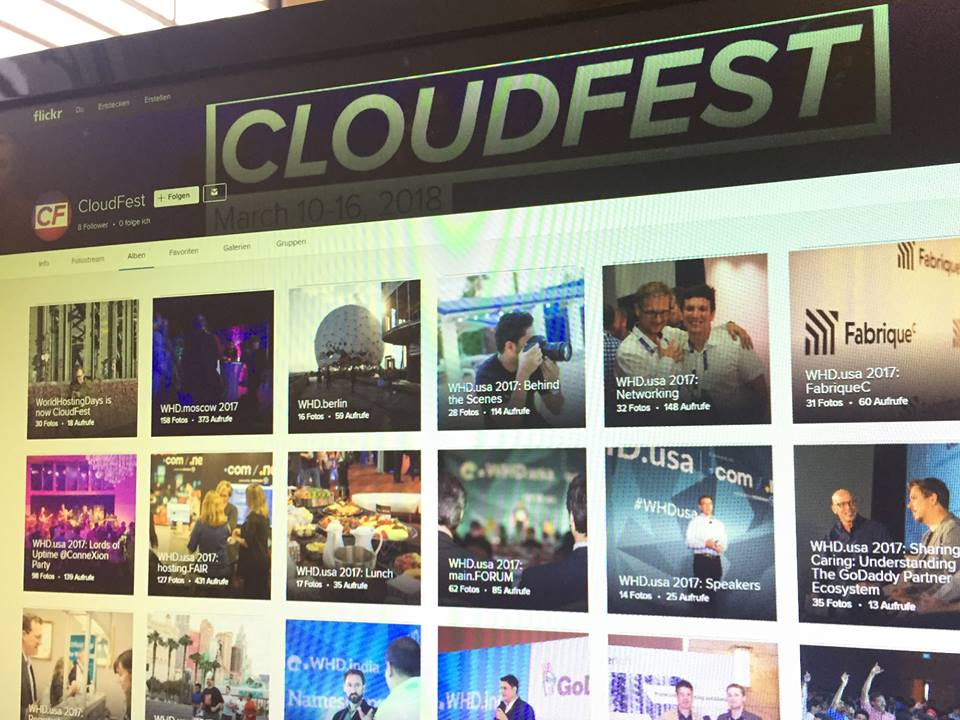 c6565c49dcd12 Meet HostingJournalist.com Editorial Employees at CloudFest 2019 in ...