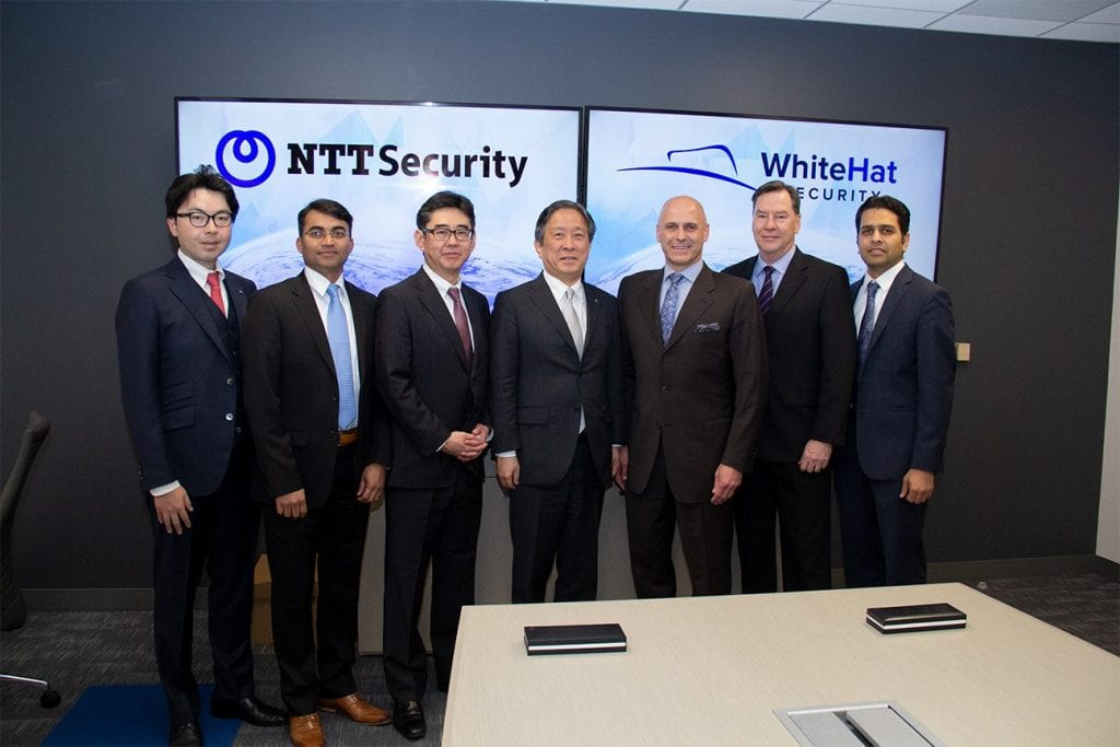 NTT Security Corporation Buys WhiteHat Security - Internet